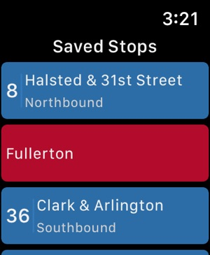Transit Stop: CTA Tracker  on the App Store