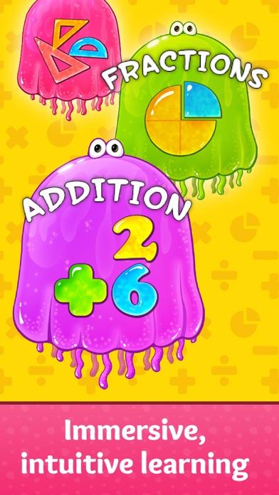 Grade K-5 Math Learning Games