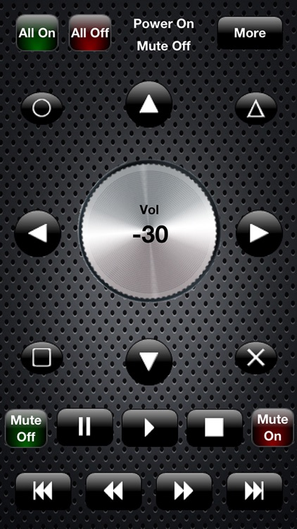 TouchControl Universal Remote by Touch App Technologies, LLC