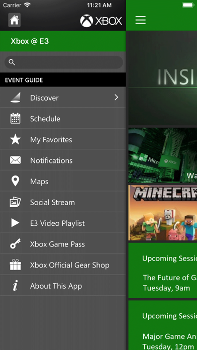 Xbox Events screenshot 2