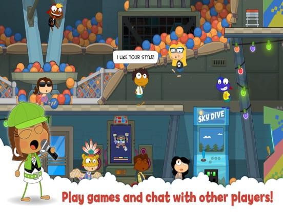Screenshots for Poptropica