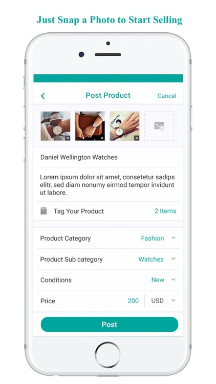 Snaplista: #1 Buy and Sell App by Stopoint inc