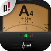 Tuner by plusadd – The Ultimate Chromatic Tuner for Guitar, Bass, Ukulele  and Violin icon