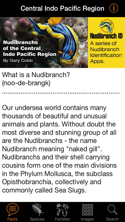 Nudibranch ID Indo Pacific screenshot-1