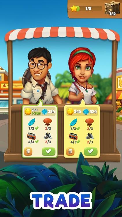 Trade Island screenshot-0