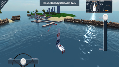 Screenshot for ASA's Sailing Challenge in United States App Store