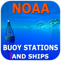 NOAA Buoy Stations & Ships