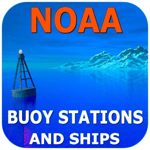 NOAA Buoy Stations & Ships
