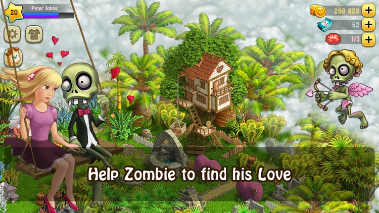 Zombie Castaways screenshot-4