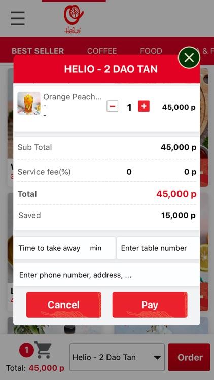 NeoMenu - F&B Smart Ordering screenshot-3