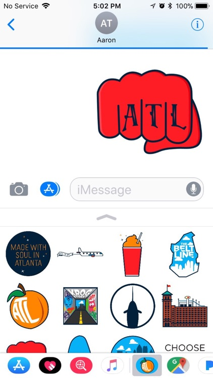 ATL Amoji Project screenshot-2