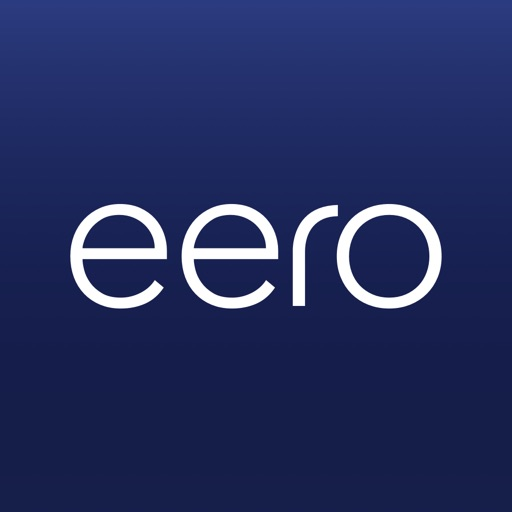 eero home WiFi system iOS App