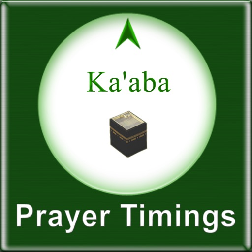 Qibla Finder : Prayer Timings