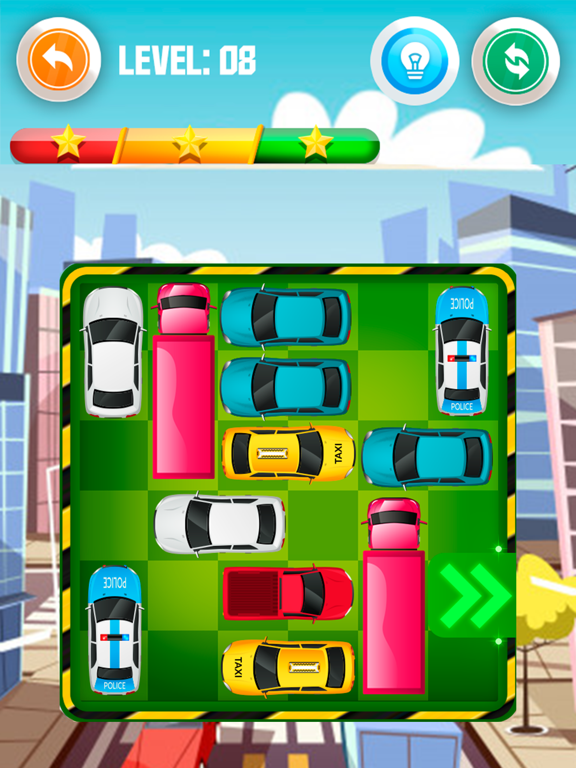 Parking Puzzle Games screenshot 6