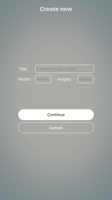 PrintKit - IPC's Label Maker screenshot two