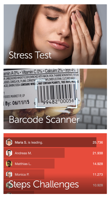 Argus - Calorie Counter & Activity Tracker for Heart Healthy Diet & Living screenshot
