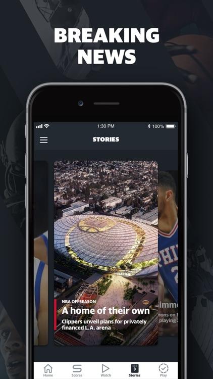 Yahoo Sports: Watch Live NFL screenshot-6