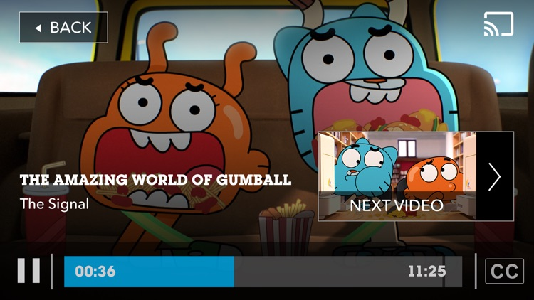 Cartoon Network App screenshot-4
