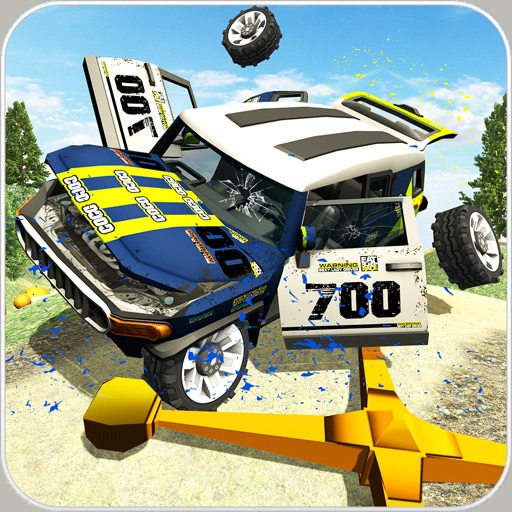 Car Crash 2020: OffRoad Stream