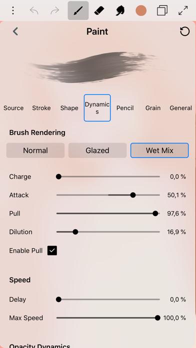 iArtbook - Digital Painting screenshot 10