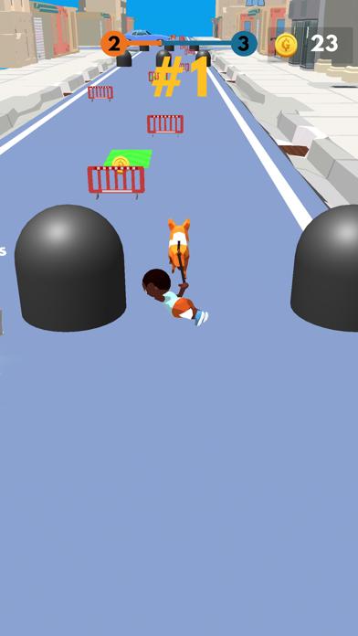 Animal Racing.io screenshot 5