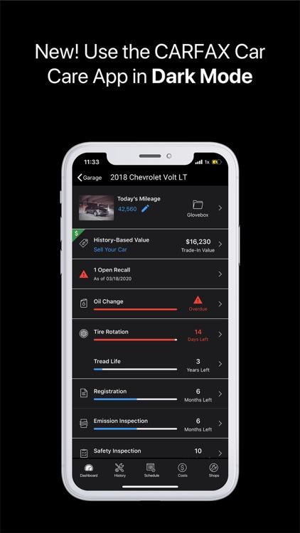 CARFAX Car Care screenshot-6