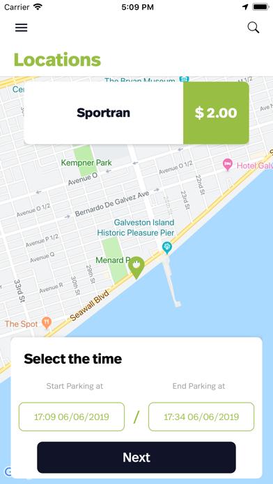 Central Parking App app image
