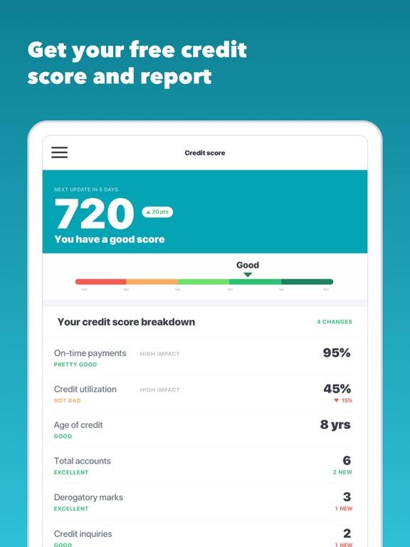 iPad Image of Turbo: Scores-Income & Credit