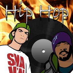 Hip hop music collection