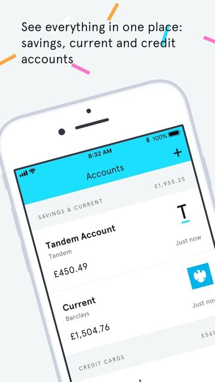 Tandem Bank screenshot-4