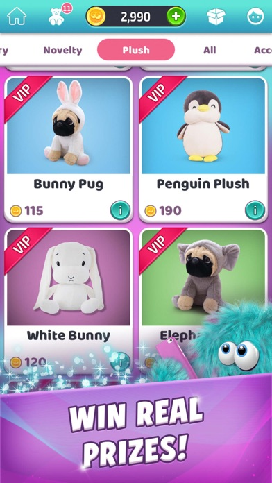 Clawee by Gigantic LTD (iOS, United States) - SearchMan App Data