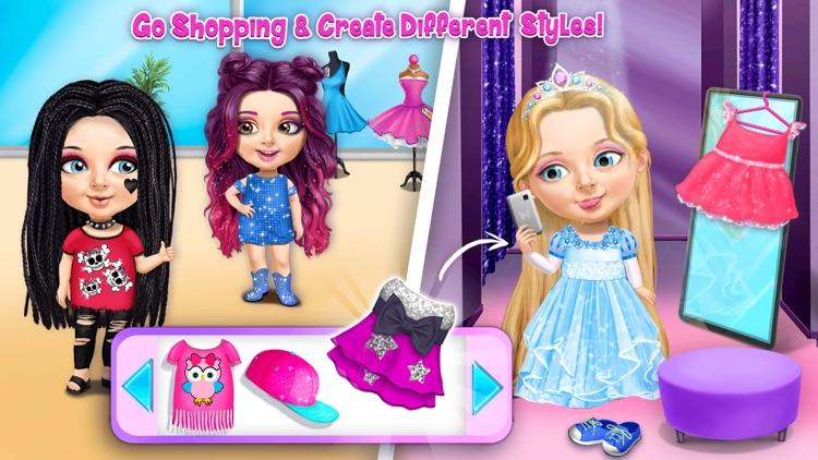 Sweet Baby Girl Beauty Salon 3 screenshot-5
