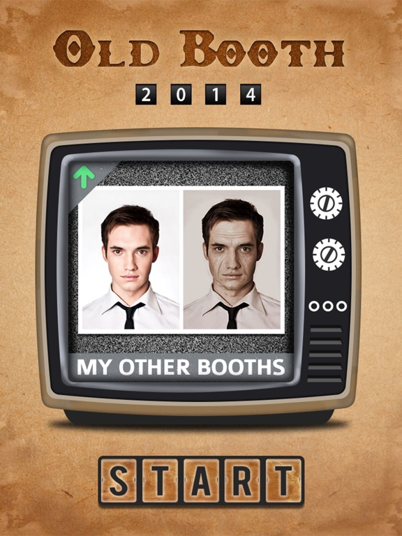 Old Booth - Age Up Camera | App Price Drops