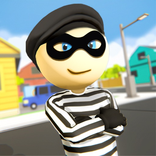 Thief Looter - Robbery Game