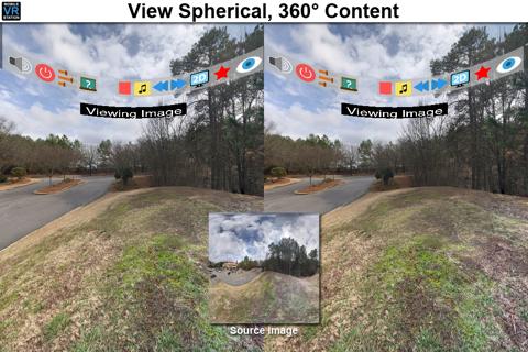 Mobile VR Station® - náhled