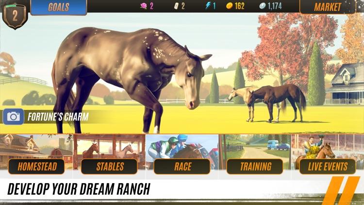 Rival Stars Horse Racing screenshot-0