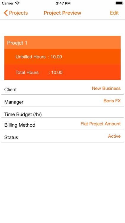 Invoicera screenshot-6