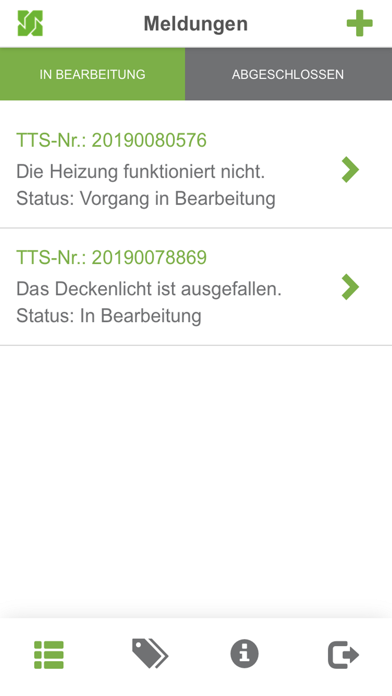 TTSmobile Screenshot