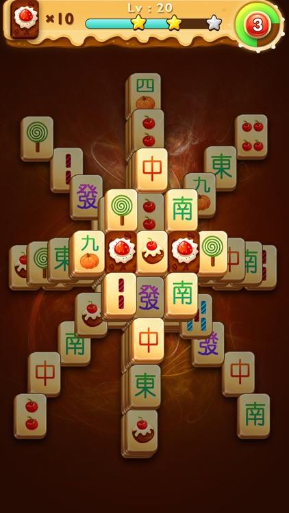Mahjong Fruit screenshot-3