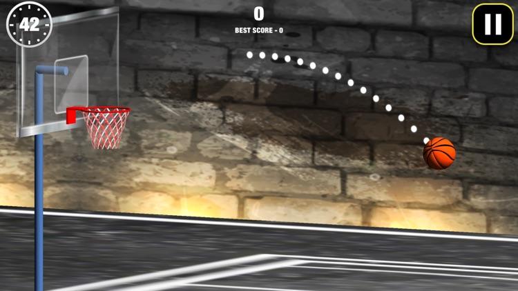 Basketball Shooting King