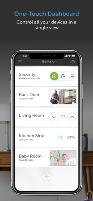 Honeywell Home on the App Store