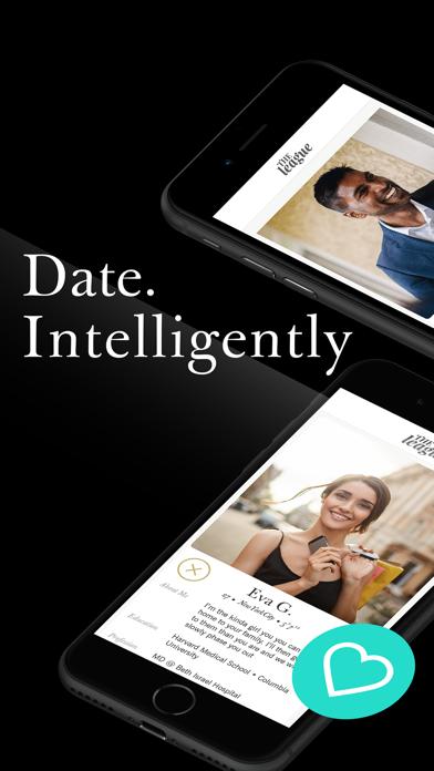 The League: Intelligent Dating Screenshot