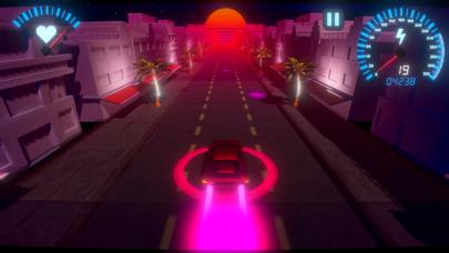 OverDrive - Synthwave Racerのおすすめ画像4