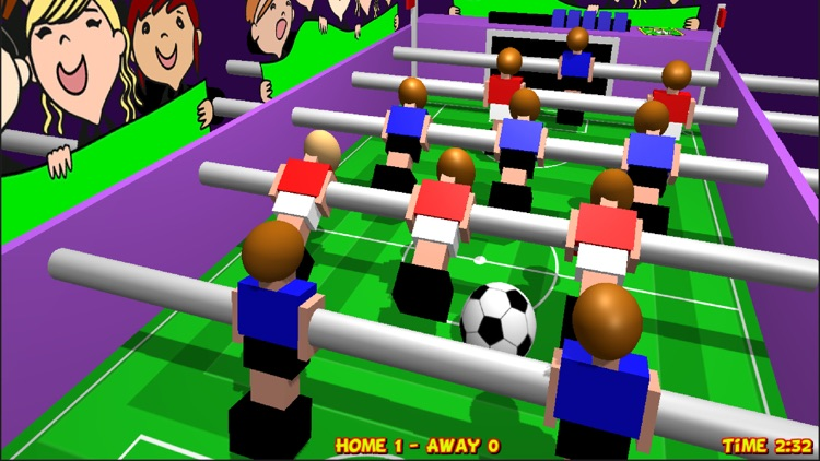 Table Football, Table Soccer