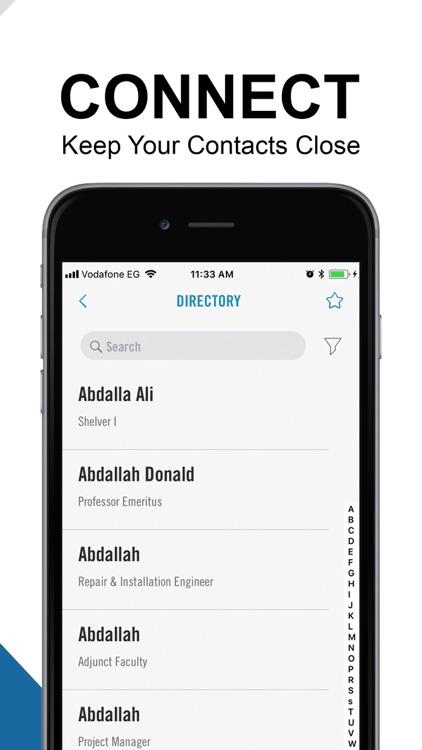 AUC Mobile screenshot-9