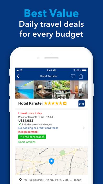 Screenshot for Booking.com: Hotels & Travel in Ukraine App Store