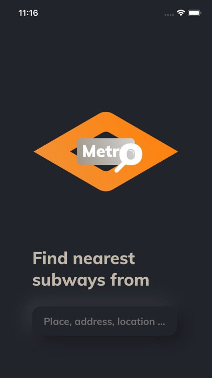 Finding Metro