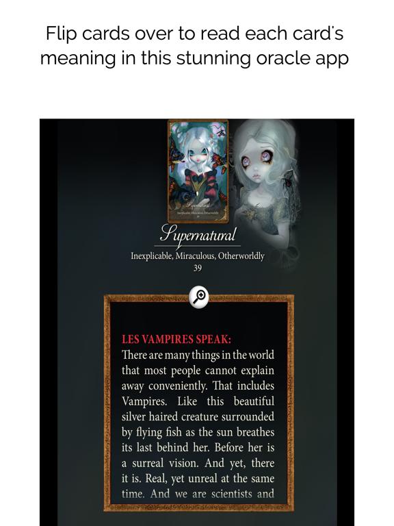 Les Vampires Oracle screenshot 12