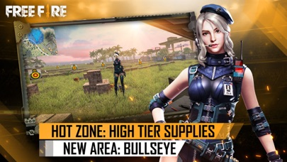 Screenshot for Garena Free Fire in South Africa App Store