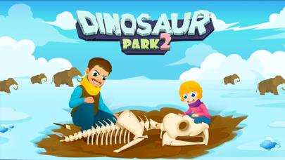 恐竜公園2 - 子供向け教育ゲームのおすすめ画像1